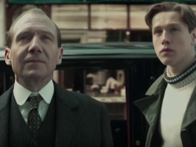 First Trailer For the Kingsman Prequel, 'The King's Man'