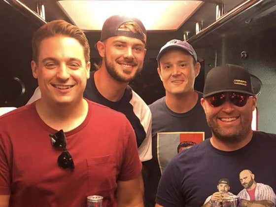 The Cubs Didn't Hold Up Their End Of The Bargain For Red Line Radio