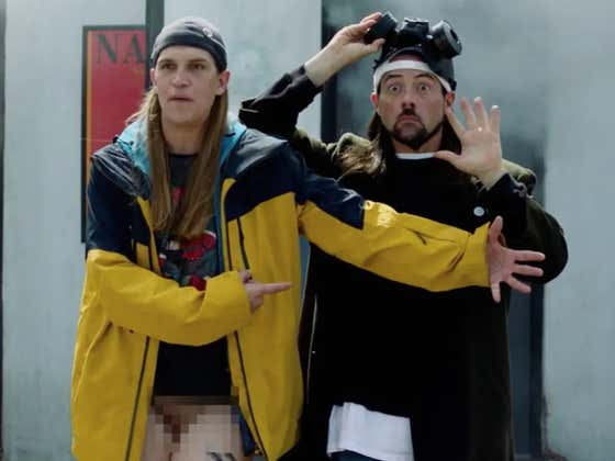 THE TRAILER FOR 'JAY AND SILENT BOB REBOOT' IS HERE AND IT'S AN AMAZING NOSTALGIA TRIP