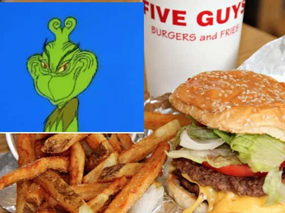 Florida's Version Of A Dr. Seuss Story: Five Guys Arrested For Fighting At Five Guys
