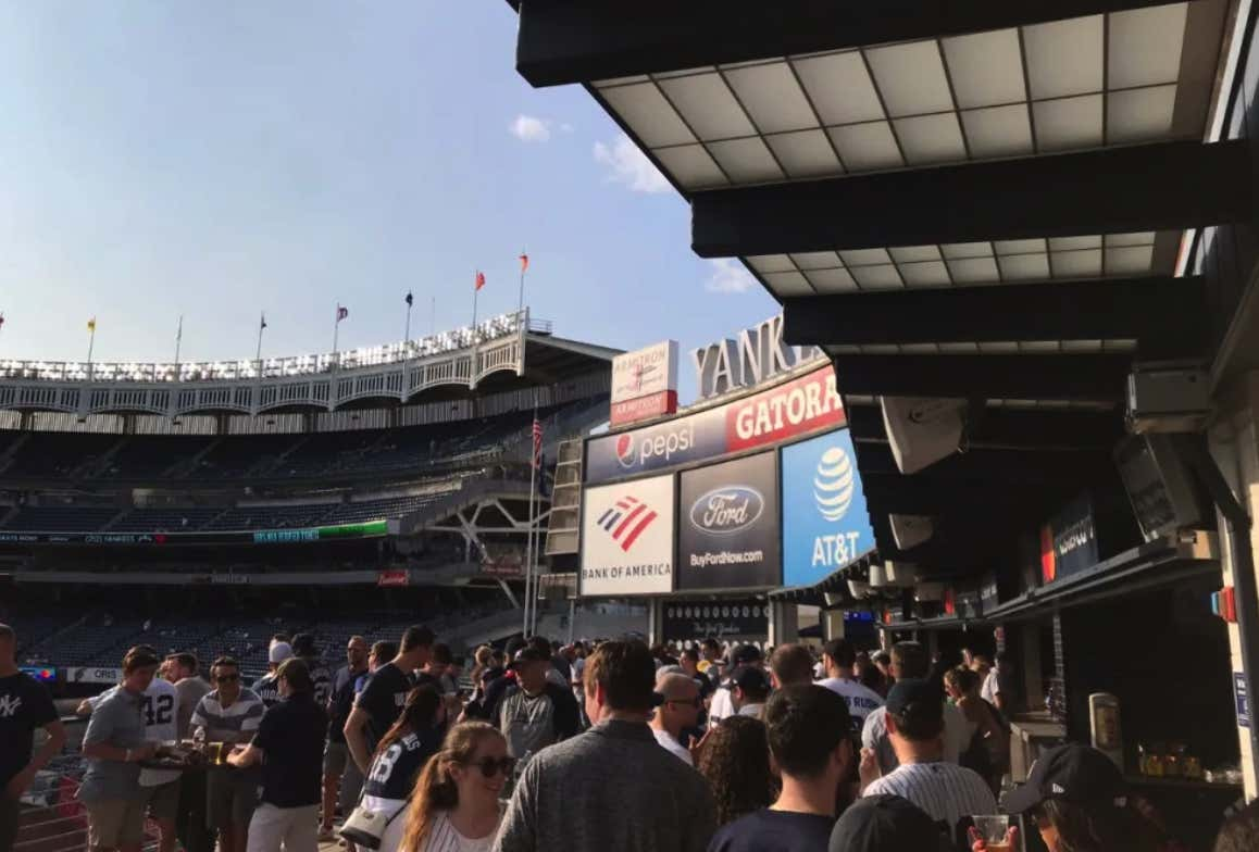 The Final Barstool At The Ball Park: Yankees vs  Red Sox Sunday