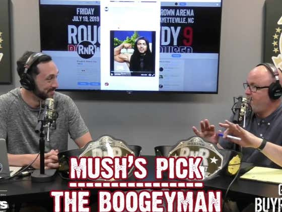 40 Minutes Of Handicapping The Best RnR 9 Fights For You Degenerates With Large & RnR 7 Champion Mush