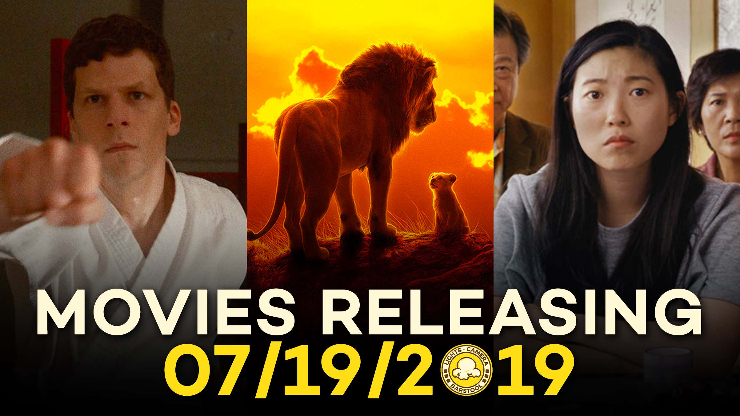 What Movies Are Releasing This Weekend? (July 19th, 2019