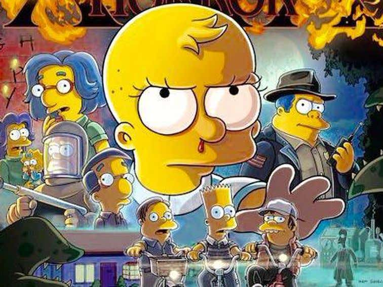Halloween Simpsons Treehouse Of Horror.The Simpsons Treehouse Of Horror Xxx Will Be Its 666th Episode