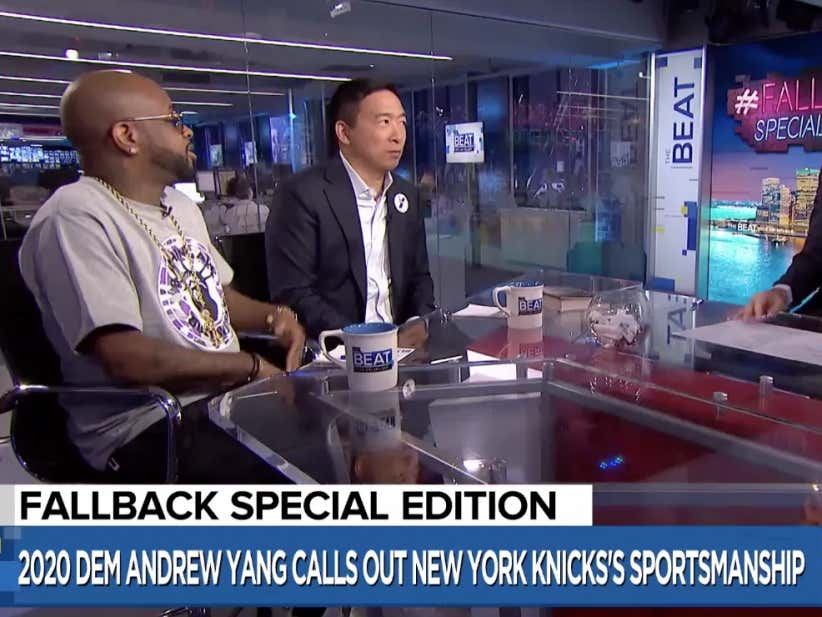 How Can Someone Trust Democratic Presidential Candidate Andrew Yang