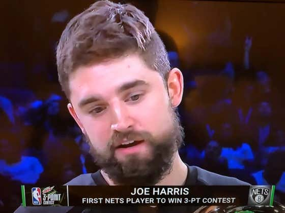 MICKSTAPE: Coley Teaches Joe Harris Everything He Needs To Know About Kyrie Irving