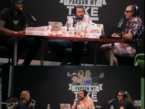 PMT: David Spade, DeAndre Jordan, Mt. Rushmore of Airport People and Monday Reading
