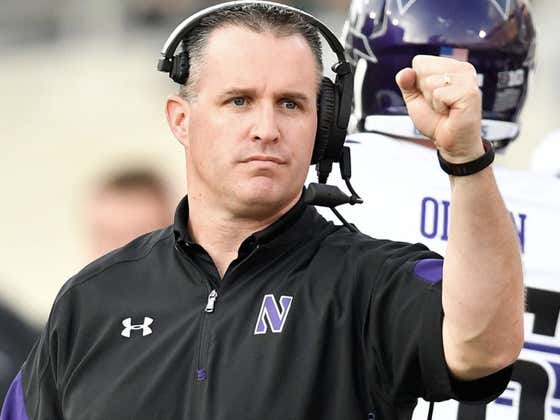 Pat Fitzgerald Is The Best Coach In College Football, That's Just A Stone Cold Fact: Red Line Radio EP 111