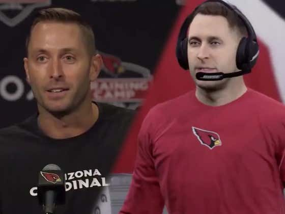 Kliff Kingsbury Is Too Hot For Madden To Accurately Depict, Says Kliff Kingsbury