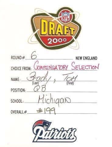 huge selection of 82ec3 009fc 42 Facts About Tom Brady For His 42nd Birthday - Barstool Sports