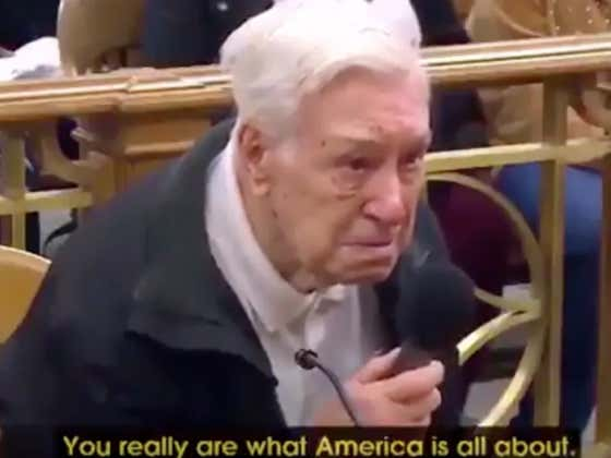 """This May Be My Favorite Video On The Internet:  96 Year Old Man Ticketed For Speeding """"vs."""" The Judge At His Hearing"""