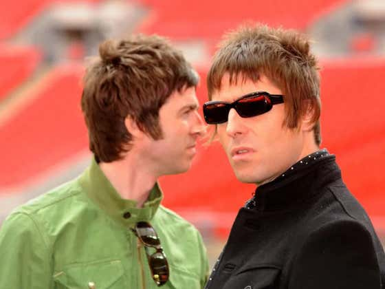 "Noel Gallagher: ""I Liked My Mum Until She Gave Birth To Liam"""