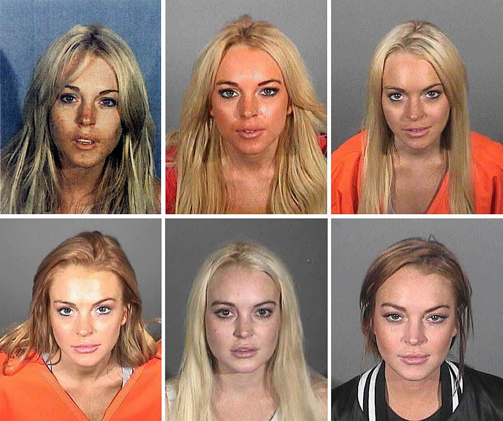 Lindsay lohan dating nfl