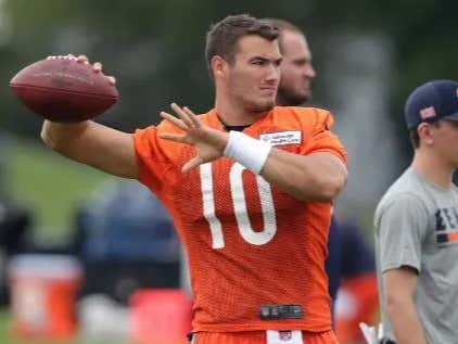 Is The Bears Defense Bad For Mitch Trubisky?