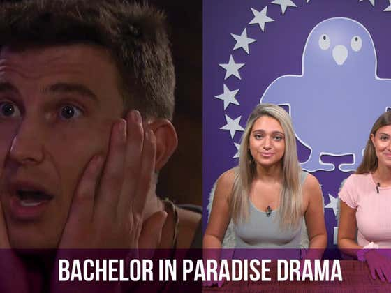 Blake Posted His personal Text Messages With Caelynn After Bachelor In Paradise Drama Heats Up
