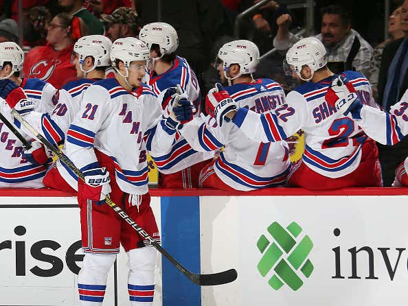The New York Rangers Are Loaded With Certified Man Rockets