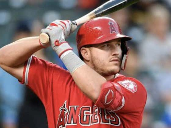Mike Trout Is Jesus Christ Reincarnated