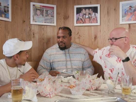BEATZ N EATS Episode 5: Taylor Bennett and Cousins Maine Lobster