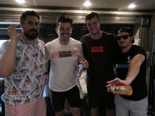PMT: Baker Mayfield, Mt Rushmore Of Worst Sounds + Return Of Jimbos