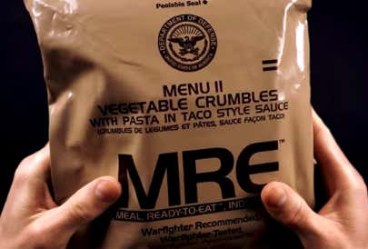 This ASMR MRE Video Is An Abomination To The Lord And Darksided