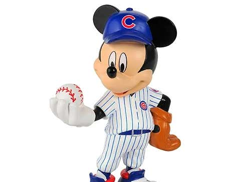 BREAKING: The Cubs To Sign Mickey Mouse