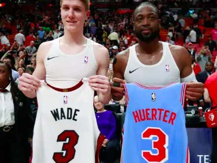 MICKSTAPE: Everything is Bigger in Texas Edition feat. Kevin Huerter