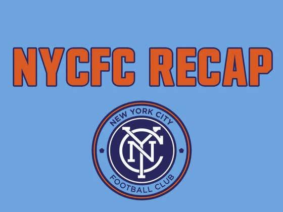 NYCFC vs FC Cincy Recap