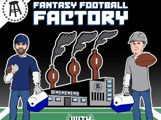 Introducing The Barstool Fantasy League + 2019 Fantasy Football Factory Podcast