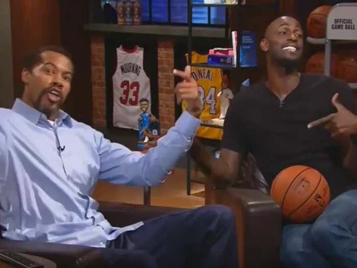 TNT Not Bringing Back Kevin Garnett's Area 21 Is The Stupidest Decision In Television History