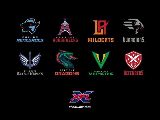 XFL Logos Ranked By How Dumb You'd Have To Be To Fight A Guy With Their Decal On Their Jeep