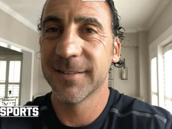 Martin Gramatica Offers His Kicking Coaching Services To Carli Lloyd, SIGN ME UP
