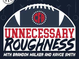 People say Unnecessary Roughness is the best college football podcast in America