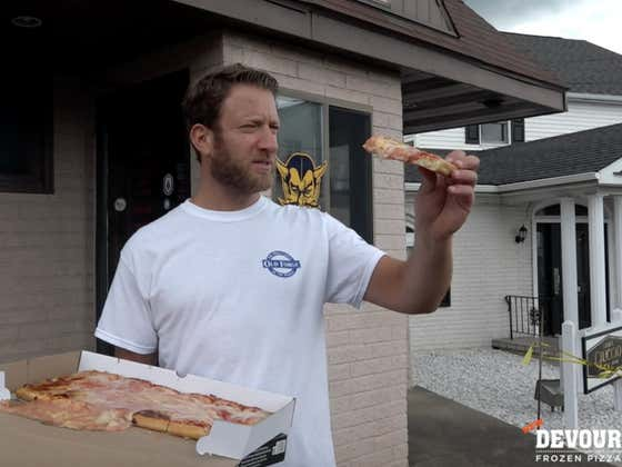 Barstool Pizza Review - Salerno's Cafe (Old Forge,PA) Presented by DEVOUR