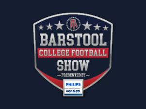 Barstool College Football Show