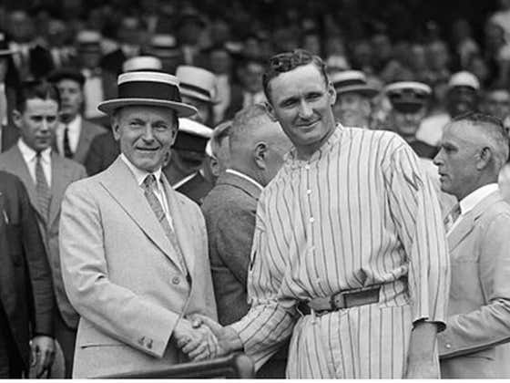 On This Date in Sports August 25, 1924: Big Train in the Rain