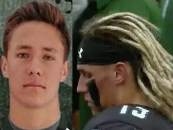 Sorry Trevor Lawrence, Cole McDonald Has The Best Hair In College Football