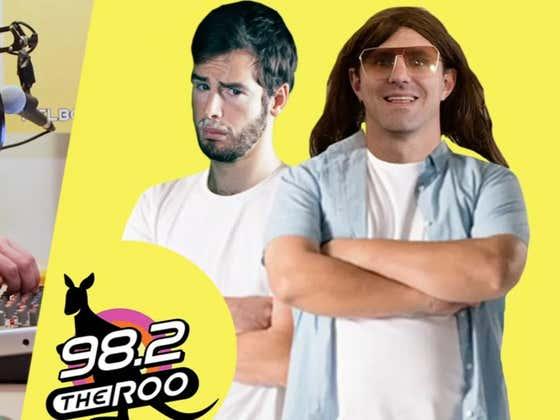 American Radio DJ in Australia | Barstool Bits