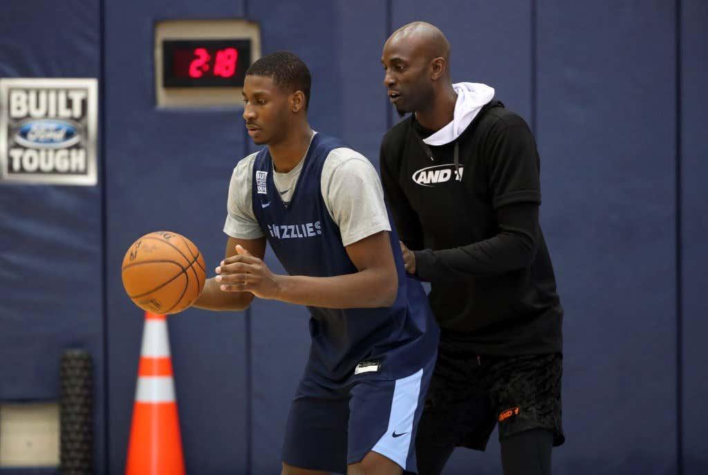 Memphis Grizzlies All Access Practice