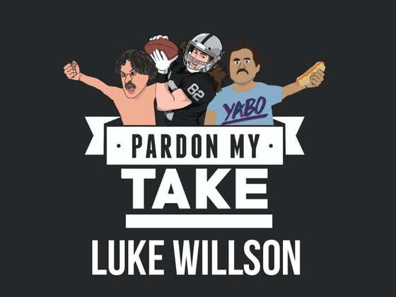 PMT: Raiders Tight End Luke Willson, Hard Knocks Episode 4 + Mt. Rushmore of Toughest Pills to Swallow