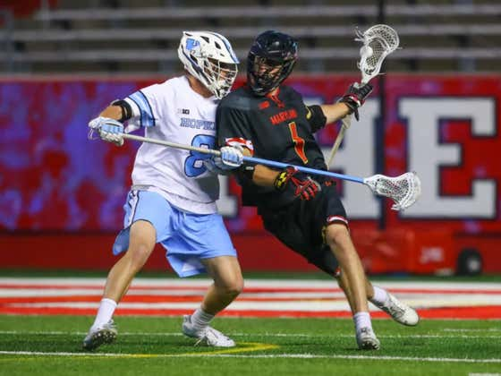 Maryland Lacrosse All-American Jared Bernhardt Will Play College Football, Continues Trend Of Lacrosse Producing The Best Athletes