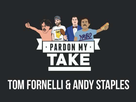 PMT: CFB with Tom Fornelli & Andy Staples, Fyre Fest + Worst Mt. Rushmore Ideas