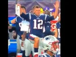 Random Observations from Pats Preseason Game 4 vs. the Giants