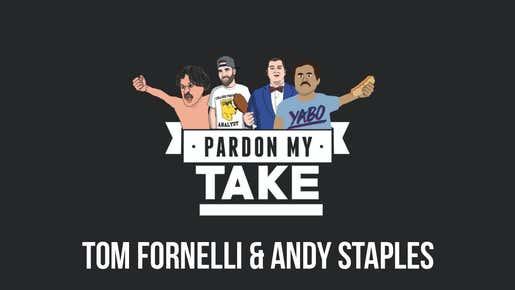 Pardon My Take - Barstool Sports