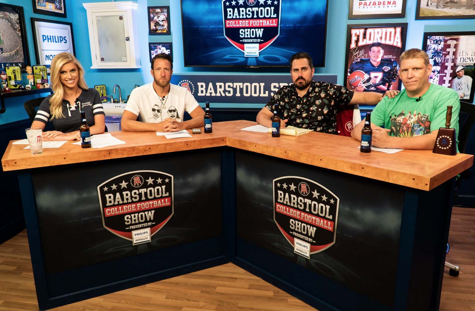 Barstool Sports Host Accused Of Cheating By His Wife