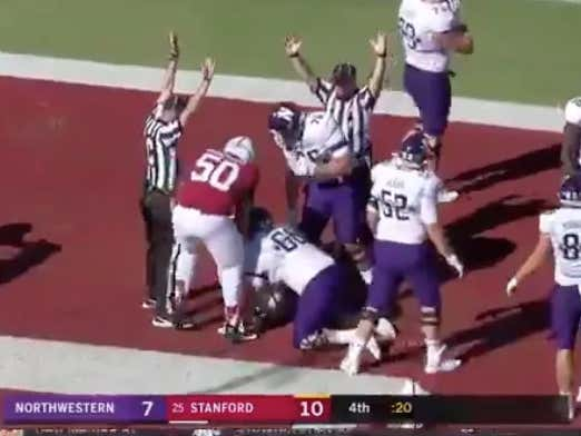 Northwestern +6.5 May Be The Worst Bad Beat Of 2019 And It's Only Week 1