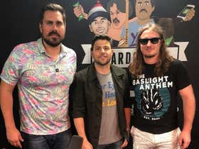 PMT: Jerry Ferrara (Turtle From Entourage) on New York Sports and E-Gaming, Plus Hard Knocks Finale and Guys On Chicks