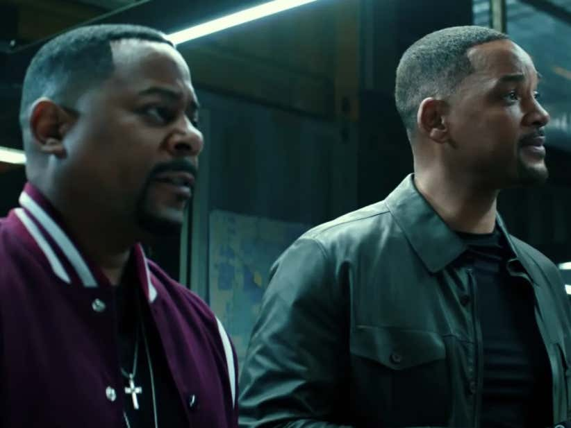 'Bad Boys 3' Is Here After 16 Years With A New Trailer