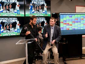 Barstool Sports Fantasy Football Draft: Pick by Pick