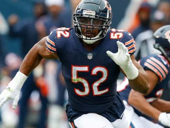Gas Money Bob's Week 1 Bears Preview