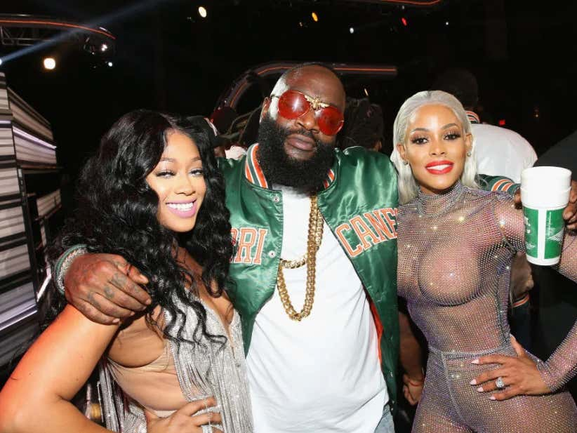 Rick Ross Took So Much Codeine That He Had A Seizure And Shit Himself In Bed With A Groupie